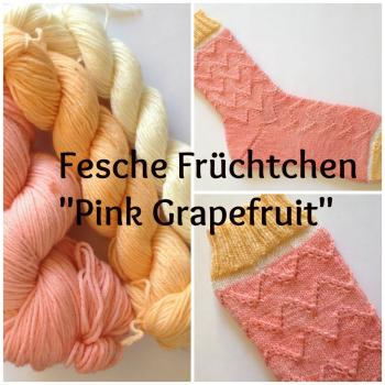 fesches Früchtchen - Pink Grapefruit